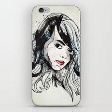 Leathers iPhone & iPod Skin