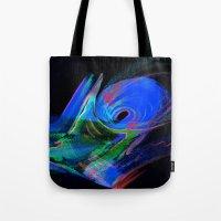 Aurora Windstorm Tote Bag