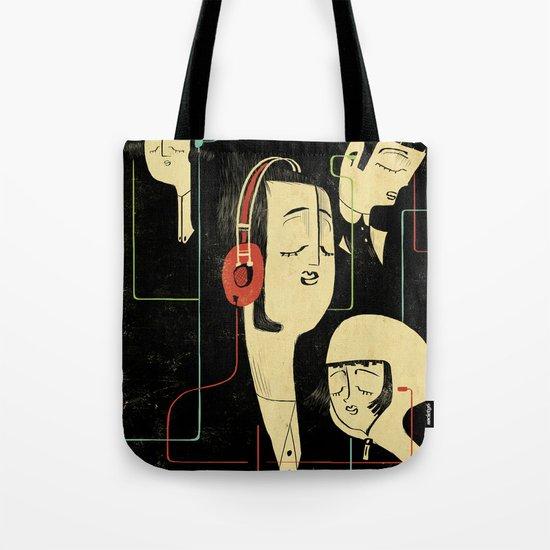 乐 Music Lovers Tote Bag