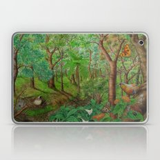 Beautiful forest Laptop & iPad Skin