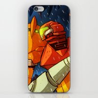 Samus (Metroid) iPhone & iPod Skin
