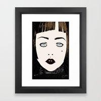Gretta Framed Art Print