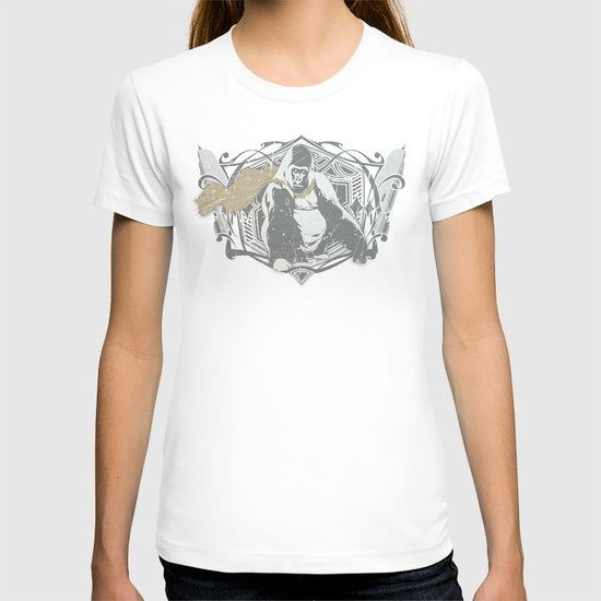 Fearless Creature: Grillz T-shirt