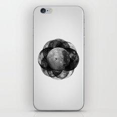 moons iPhone & iPod Skin