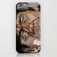 Harmonica Man iPhone 6 Slim Case
