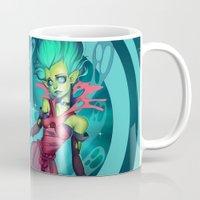 DEATH PROPHET Mug