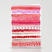 Pattern / Nr. 5 Stationery Cards