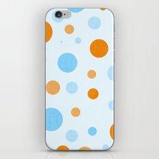 Something Fishy Bubbles iPhone & iPod Skin