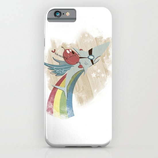 The Super Fire Awesome Rainbow Dream Adventure! iPhone & iPod Case