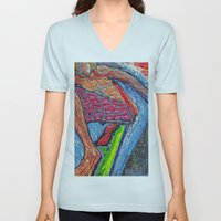 Tasty Waves Unisex V-Neck
