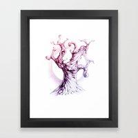 MusicTree Framed Art Print