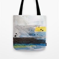 Dusty Sea Tote Bag