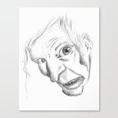 Selfportrait Canvas Print