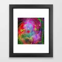 Beyond The Known Framed Art Print