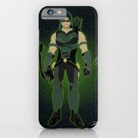 Green Arrow iPhone 6 Slim Case