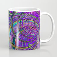 Re-Created  Hurricane 1 by Robert S. Lee Mug