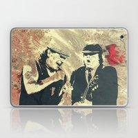 AC/DC Laptop & iPad Skin