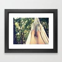 Zen Style Framed Art Print