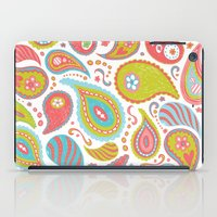 Power Paisley iPad Case
