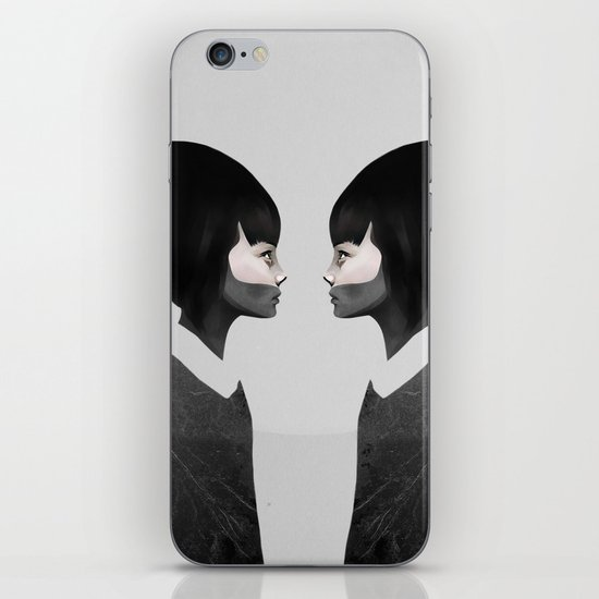 A Reflection iPhone & iPod Skin