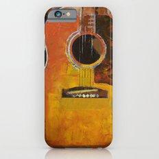 Guitar iPhone 6s Slim Case