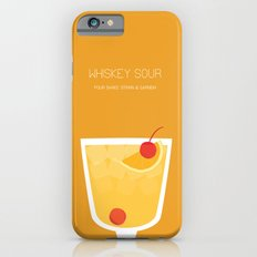 Whiskey Sour - Alcohol Slim Case iPhone 6s