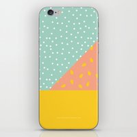 80's Abstract 1 iPhone & iPod Skin