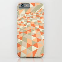 iPhone & iPod Case featuring Triangulation by F. C. Brooks