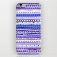 BLUE CHENOA  iPhone & iPod Skin