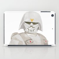 Ralph McQuarrie concept Snowtrooper  iPad Case