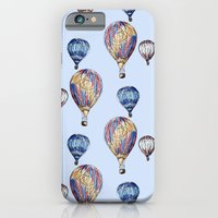 Floating Balloons iPhone 6 Slim Case