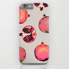 Pomegranate Pattern iPhone 6 Slim Case
