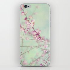 Pink Symphony iPhone & iPod Skin