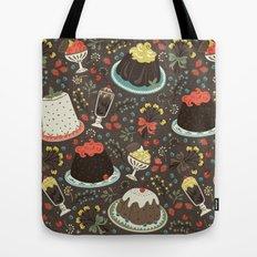 Sweet Deserts  Tote Bag