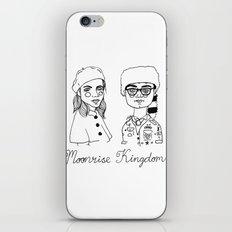 Moonrise Kingdom iPhone & iPod Skin
