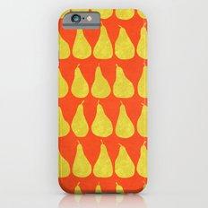 15 Pears (Orange) iPhone 6 Slim Case