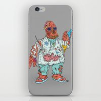 Zomberg iPhone & iPod Skin