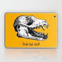 Fruit Bat Skull Laptop & iPad Skin