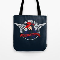 Where in the World is Peggy Carter? Tote Bag