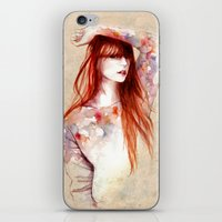 Ella iPhone & iPod Skin