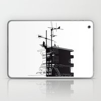 French rooftops Laptop & iPad Skin