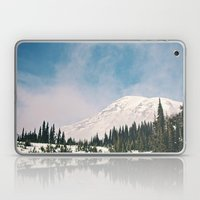 Mount Rainier in the Winter Laptop & iPad Skin
