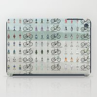 Pro Cycling Teams iPad Case