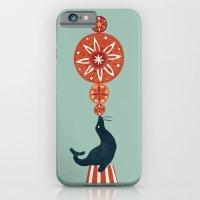 Circus Seal iPhone 6 Slim Case
