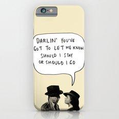 clashablanca iPhone 6 Slim Case