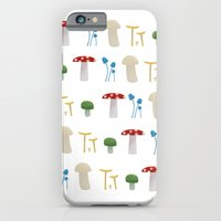 Mushroom Pattern  iPhone 6 Slim Case
