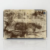 paleo warrior iPad Case