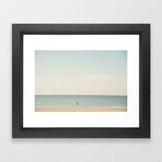 Esplanade, Miri Framed Art Print