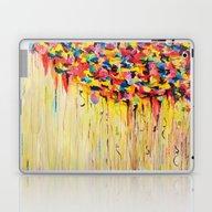 OPPOSITES LOVE Raining S… Laptop & iPad Skin
