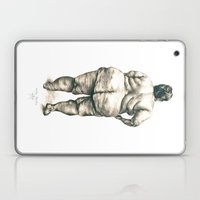 Woman in Shower Laptop & iPad Skin